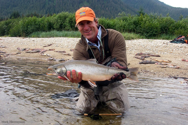Protecting the tongass national forest the wading room for Simms fishing jobs