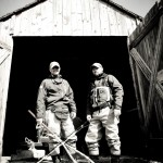 Montana Guides Greg Bricker and Dan Leavens