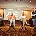 Fly Fishing Legends - John Gierach, Dave Whitlock, John Simms