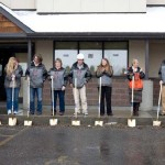 Breaking Ground on New Simms Headquarters