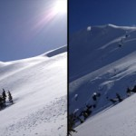 Avalanche Terrain - Before & After