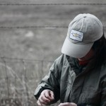 Dry fly guru Minori Smith preps her rig