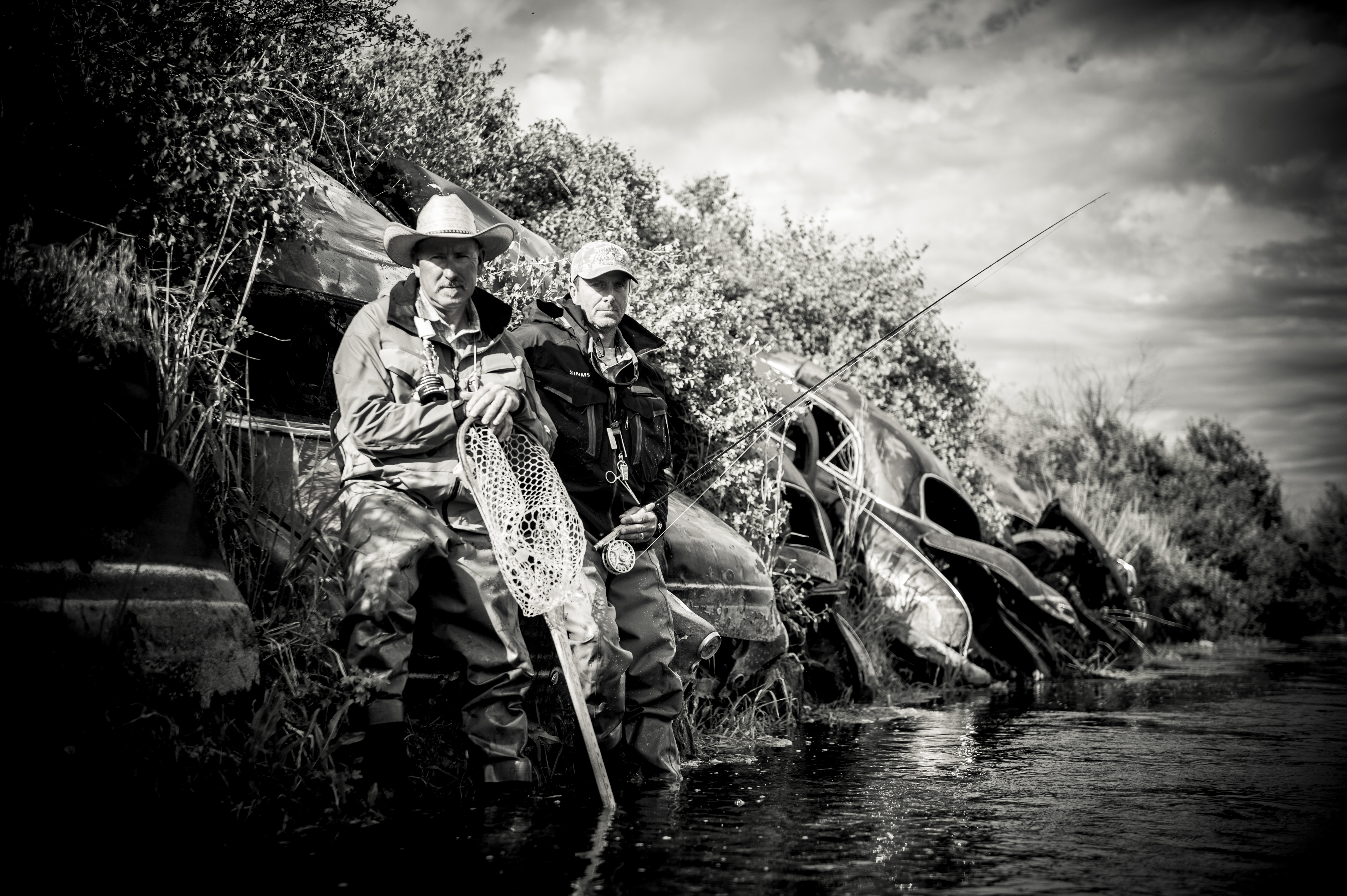 Back to the bighorn the wading room simms fishing products for Simms fishing products